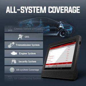 Launch x431 V+ Диагностика всех систем