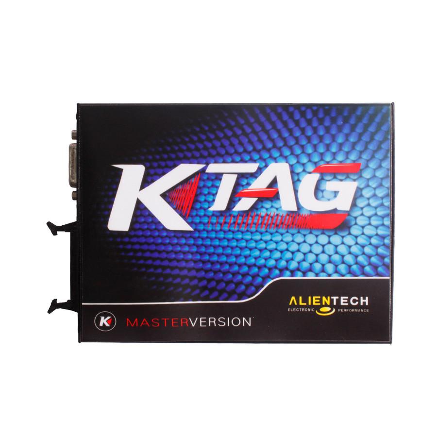 Программатор для чип-тюнинга K-TAG ECU Programming Tool Master